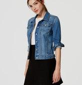 LOFT Flare Skirt