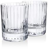 Baccarat Harmonie Double Old Fashioned Glass, Set of 2