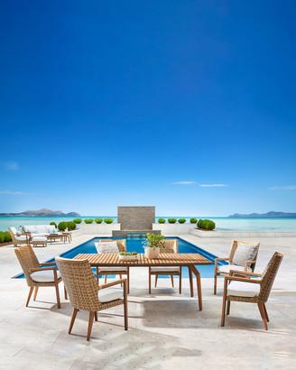 Lane Venture Cote d'Azure Rectangle Dining Table