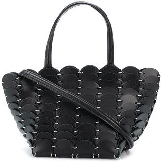 Paco Rabanne Ring Chainlink Tote