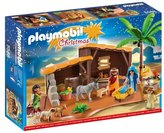 Playmobil 5588 Christmas Nativity Stable with Manger Playset