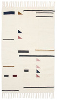 ferm LIVING Kelim Triangle Rug