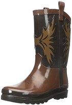 Western Chief Kids' Cowboy Rain K Pull-On Boot