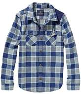 Scotch Shrunk Boy's Shirt - Multicoloured -
