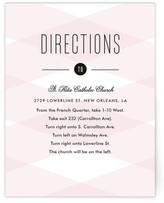 Minted Corset Directions Cards