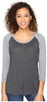 Hurley Staple Easy Raglan Women's Long Sleeve Pullover