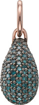 Monica Vinader Stellar 18ct rose gold-plated diamond pendant