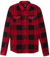 O'Neill Men's Glacier Check Long Sleeve Shirt 8138855