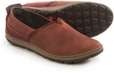 Merrell Ashland Leather Shoes - Slip-Ons (For Women)