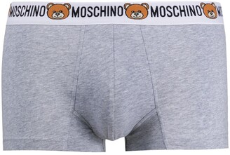 Moschino Teddy Waistband Brief Boxers