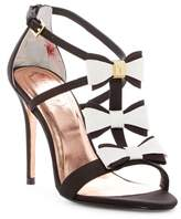 Ted Baker Appolini Text Bow Sandal