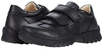 Primigi 63946 (Little Kid) (Black Leather) Boy's Shoes