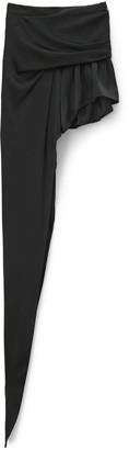 Collection Asymmetric Floor Length Skirt