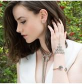 Kendra Scott Abigail Hand Bracelet in Platinum Drusy