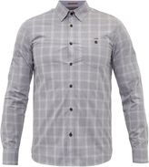 Ted Baker Newmarl Cotton Poplin Shirt