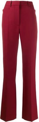 Victoria Beckham Kick-Flare Leg Trousers