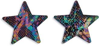 Bristols 6 Nippies by Bristols Six Iridescent Star Nipple Covers