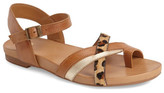 Johnston & Murphy Jessie Genuine Calf Hair Sandal