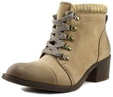 Billabong Jafthout Round Toe Canvas Ankle Boot.