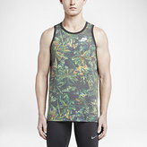 Nike Run Print Southern Hemisphere Men's Running Tank Top