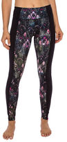 Betsey Johnson Paisley Printed Leggings