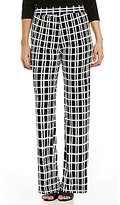 Preston & York Brittany Grid Line Pant