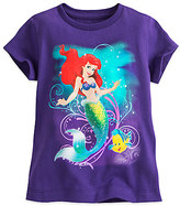 Disney Ariel and Flounder Tee for Girls
