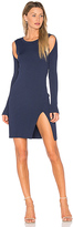 BCBGMAXAZRIA Braiden Sweater Dress in Blue. - size M (also in )