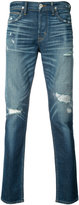 Hudson Axl skinny jeans - men - Cotton/Polyurethane - 30