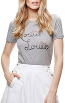 Free People Women's Louie Louie Tee