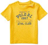 Ralph Lauren Boys' Graphic T-Shirt