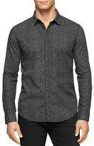 Calvin Klein Jeans Textured Sportshirt