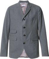 Thom Browne 'Sport' jacket - men - Cotton/Cupro - III