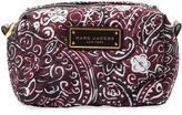 Marc Jacobs Quilted Paisley Large Cosmetic Case