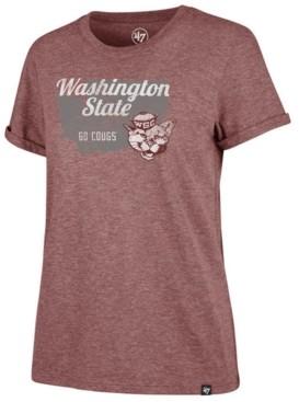 '47 Women's Washington State Cougars Regional Match Triblend T-Shirt