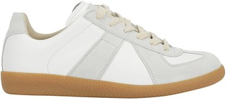 Maison Margiela Replica Lace Up Sneakers