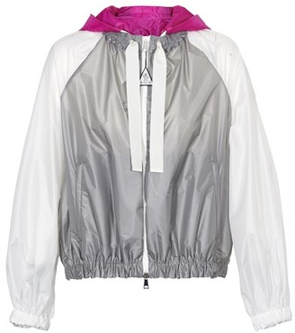 Moncler Fuschsia waterproof jacket