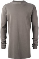 Rick Owens oversized jumper - men - Cotton - One Size