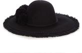 Benoit Missolin Erin pompom-embellished wool hat