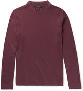 Incotex - Brushed Pima Cotton-jersey T-shirt