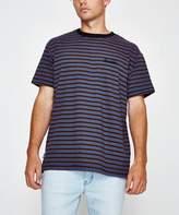 Wrangler Vedder Short Sleeve T-shirt Multi Stripe