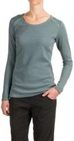Woolrich Fairmount Waffle Shirt - Long Sleeve (For Women)