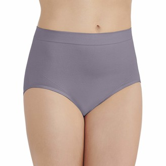 Vanity Fair Women's Smoothing Comfort Seamless Brief Panty 13264