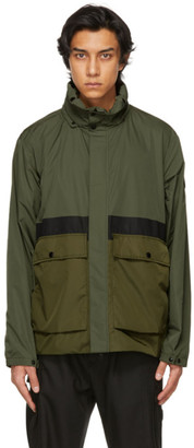 Moncler Green Carax Jacket