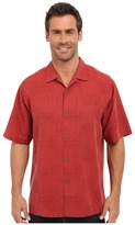 Tommy Bahama Surfwinds Geo Camp Shirt