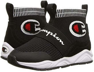 Champion Kids Rally Pro (Toddler) (Black) Kid's Shoes