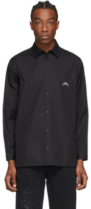 A-Cold-Wall* Black Shoulder Panel Shirt