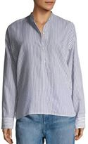 Vince Double Striped Shirt