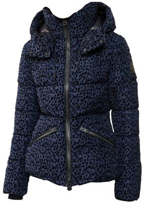 Mackage Madalyn Leopard-Print Down Puffer Coat
