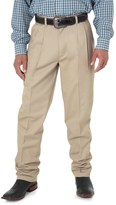 Wrangler Riata Casual Pants - Pleated Front, Relaxed Fit (For Men)